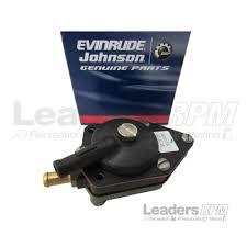 johnson evinrude new oem fuel pump 0438556 438556 433387 432451
