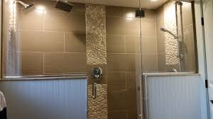 Tile Shower Pictures by Java Tan Pebble Tile Pebble Tile Shop