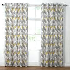 Yellow Nursery Curtains Grey Nursery Curtains Mirak Info