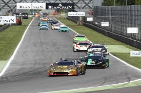 si e auto monza from the racing track