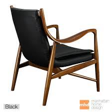 Manhattan Home Design Eames Review Viking Lounge Chair Manhattan Home Design