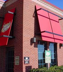 Architectural Metal Awnings Applebee U0027s Architectural Fabrication