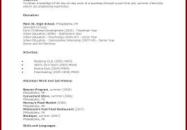 first job resume exles for teens fast food restaurants hiring first resume exles tyler j mulligan impressive how to write my
