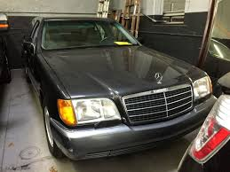 curbside classic 1995 mercedes benz s320 w140 u2013 over engineered
