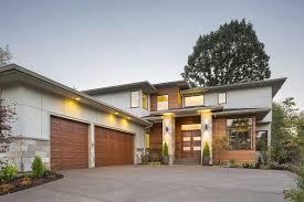 northwest modern home architecture interior design