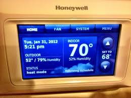 Honeywell Portable Comfort Control New Honeywell Prestige Iaq 2 0 Comfort Control System Thermo