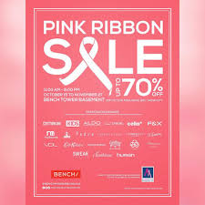 ribbon sale bench pink ribbon sale ednything