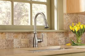 kitchen faucet buying guide moen brantford one handle high arc pulldown kitchen faucet