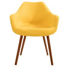 chaises jaunes chaise anssen jaune achetez nos chaises anssen jaunes design