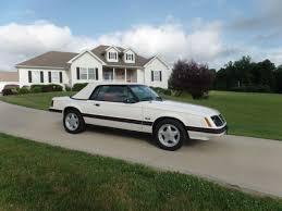 1983 mustang glx convertible value 1983 ford mustang glx convertible 2 door 5 0 4 speed survivor for