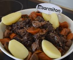 marmitons recettes cuisine joue de boeuf à la bourguignonne recette de joue de boeuf à la