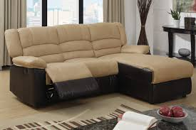 Sectional Sofas With Recliners And Chaise Microfiber Recliner Sectional Sofa Chaise 1025theparty