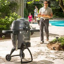 Patio Classic Charcoal Grill by Broil King Keg 5000 18 Inch Freestanding Steel Kamado Charcoal