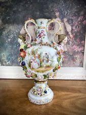 Meissen Vase Value Dresden Vase Ebay