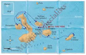 Amelia Island Map Four Color Cartography