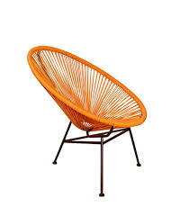 Acapulco Outdoor Chair Chair Acapulco Lounge Chair And Table Setting Replica Aqua Outdoor