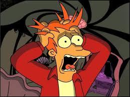 Create Fry Meme - create meme fry in a panic fry in a panic meme fry panic
