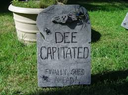 tombstones for tombstones for the front yard occasions and holidays