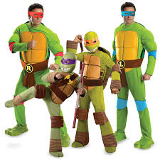 Ninja Turtle Womens Halloween Costumes Teenage Mutant Ninja Turtles Halloween Costume
