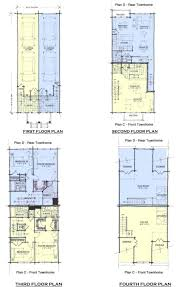floorplanscandd tandem garage plans on 2 car house plans2