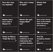 cards against humanity black friday amazon play cards against humanity online with cards against originality