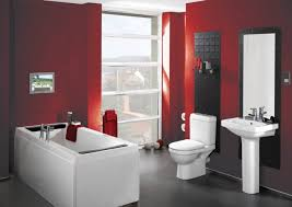 Red Bathroom Ideas Interior Designs For Bathrooms Decobizz Bathroom Ideas Interior