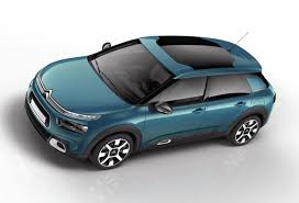 new citroen new citroen c4 cactus revealed on sale late 2018 performancedrive