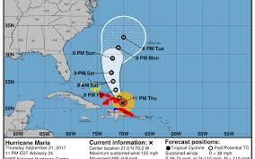 Mexico Hurricane Map by Hurricane Maria Expected To Lash Turks And Caicos And Parts Of
