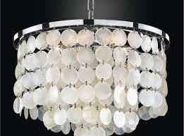 Seashell Light Fixture L Capiz Light Shell Pendant Seashell Chandelier Foyer
