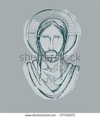 jesus christ face stock images royalty free images u0026 vectors