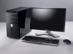 ordinateurs dell bureau ordinateur de bureau dell vostro 400 mt q6600 d044004 pas cher