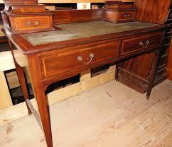 Schreibtisch Antik Edwardian Schreibtisch Mahagoni Um 1900 1910 Jugendstil