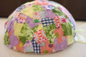 fabric collage easter baskets i can teach my child