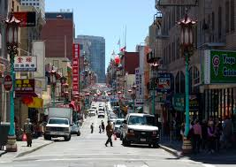 Chinatown San Francisco Map by Chinatown San Francisco Mapio Net