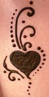 the 25 best henna heart ideas on pinterest heart tat tattoed