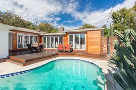 burbank house modern designer mid century house burbank real estate