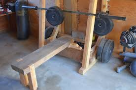 Plans For Building A Wood Bench by The Best Cheap Bench Press For Your Budget Friendly Home Gym