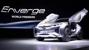 concept car of the gac enverge the crazy concept car that shocked detroit
