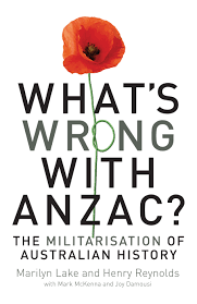 what s what s wrong with anzac newsouth books