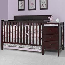 Graco Convertible Crib With Changing Table Graco Crib With Changer Classic Cherry