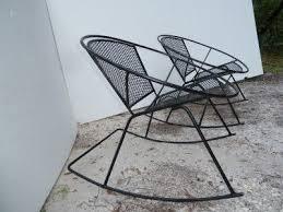 Salterini Patio Furniture Items Similar To Salterini Hoop Mid Century Patio Chairs Set Of 2