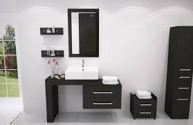Teenager Vanity Bathroom Design Mexican Yellow Tiny Apartment Teenager Black