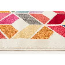 Modern Rug Runners For Hallways by Modern Retro Bright Rugs Free Shipping Australia Wide Great