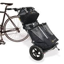 Urban Travel Messenger Bag Folding Chair Combination Travoy Bike Trailer Folding Bike Cargo Trailer