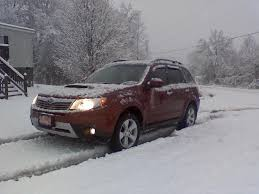 subaru forester snow tominga 2009 subaru forester specs photos modification info at