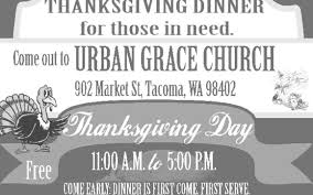 free thanksgiving dinner by house of matthew permanent