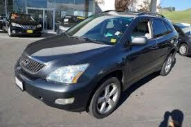 2004 lexus rx mpg used 2004 lexus rx 330 suv pricing for sale edmunds