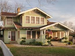 craftsman home exterior paint colors red brick combined beige wall