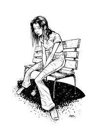 sad sketch brian shearer