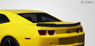 stingray camaro carbon creations 109923 2010 2013 chevrolet camaro carbon